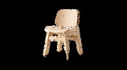 Søborg chair wooden frame