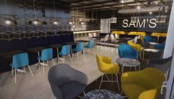 SAM'S - Cafe Bar Lounge