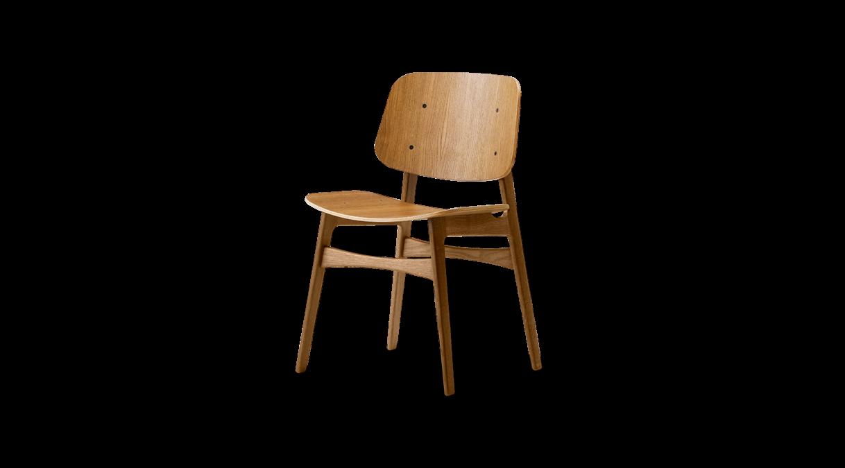 Søborg chair wood frame