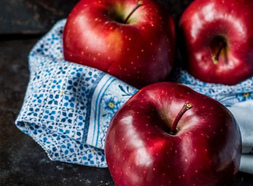 Mousse de pomme