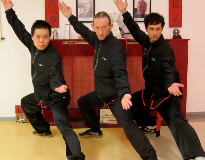 Hong Ying Martial Arts Academy