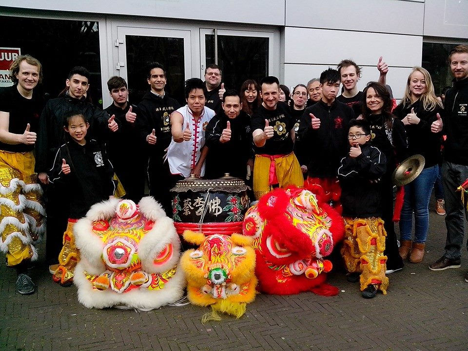 Chinese new year 2014 The Hague