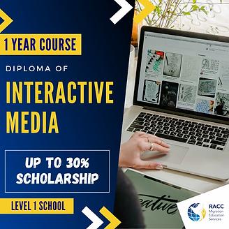 Diploma of Interactive Media.webp