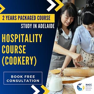 Hospitality Cookery-SA