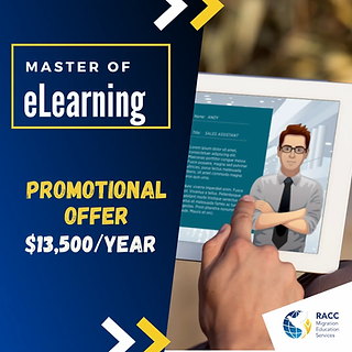 Master of eLearning