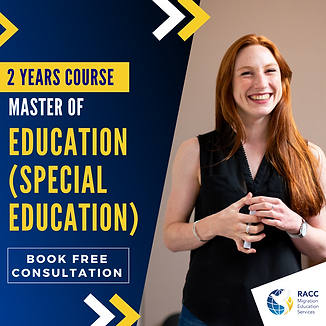 Master of Special Educaation