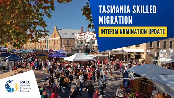 Tasmania Skilled Migration