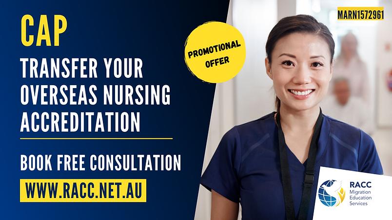 CAP Nursing Program