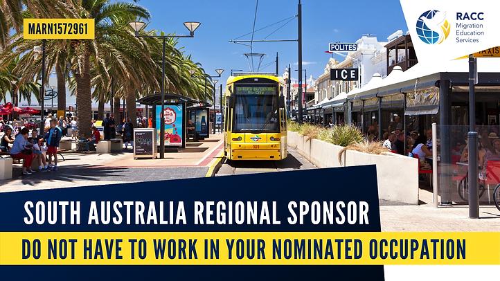 South Australia Regional Migration
