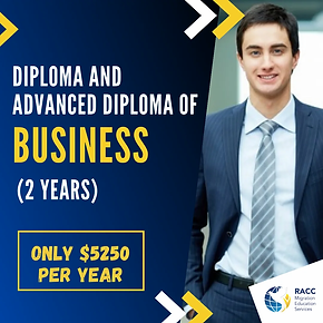 2 Years Business Course