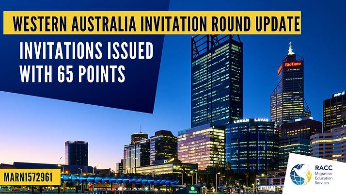Western Australia Invitation Round.webp