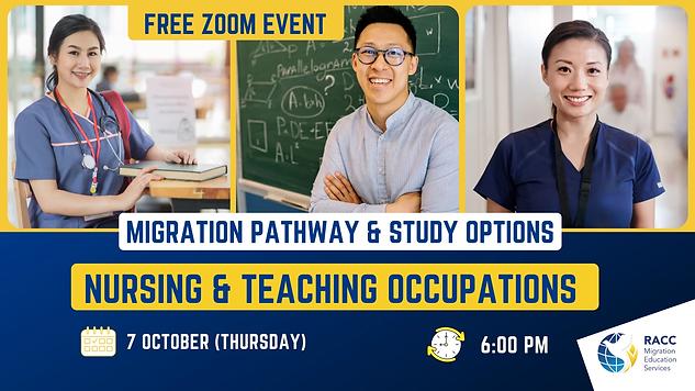 Migration & Study Options Nursing and Teaching.webp