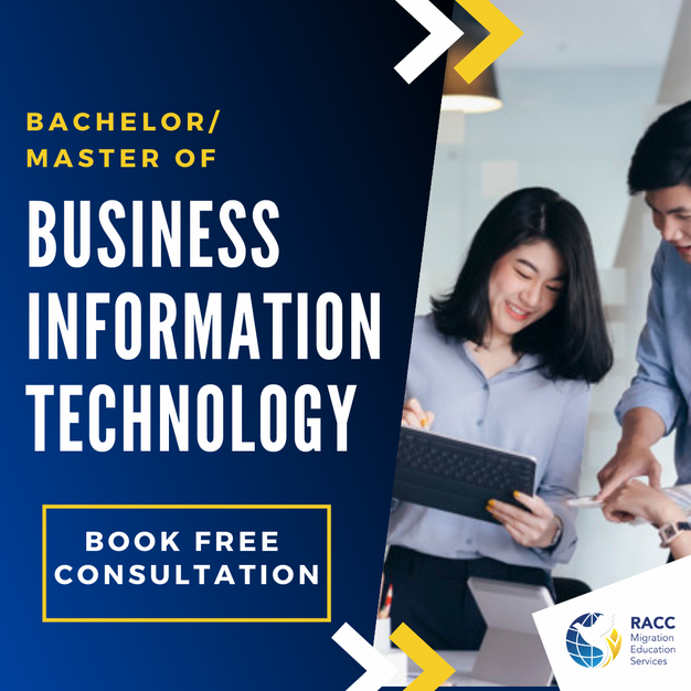 Bachelor/Master of Business IT