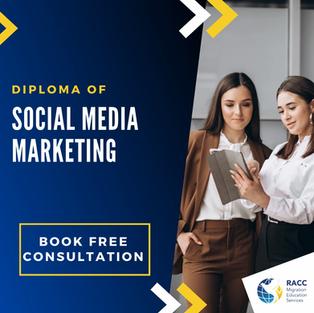 Diploma of Social Media Marketing