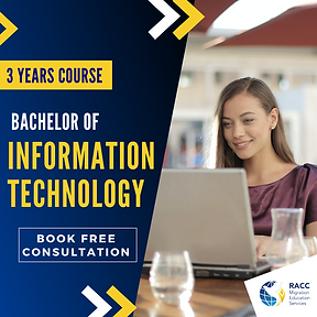 Bachelor of IT - South Australia
