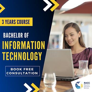 Bachelor of IT - South Australia