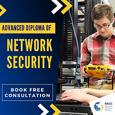 Advanced Diploma of Network Security