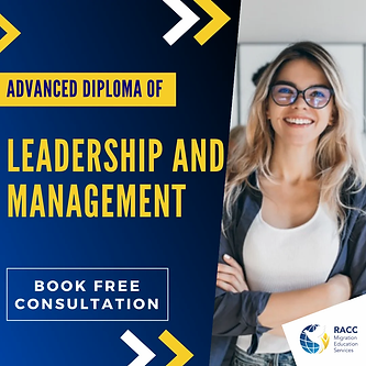 Advance diploma of Leadership and Manage