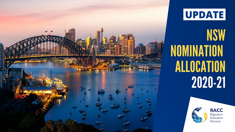 NSW Skilled Regional Visa