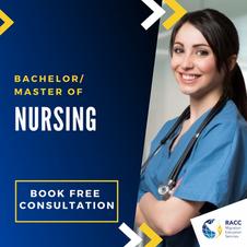 Bachelor/Master of Nursing