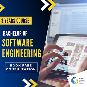 Bachelor of Software Engineering - South