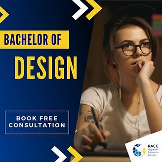 Bachelor of Design