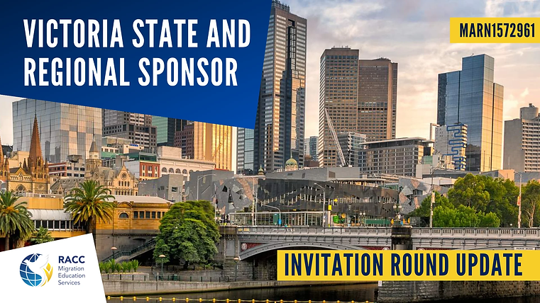 Victoria State and Regional Sponsor