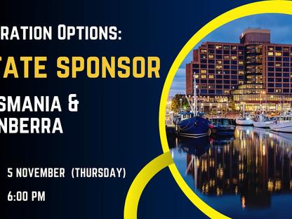 Migration Options - State Sponsor (Tasmania and Canberra)