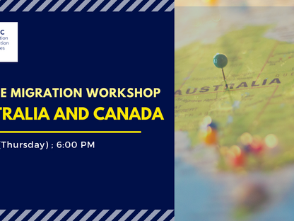 Online Migration Workshop : Australia and Canada