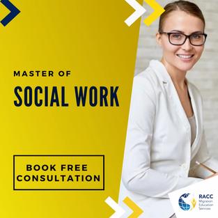 Master of Social Work