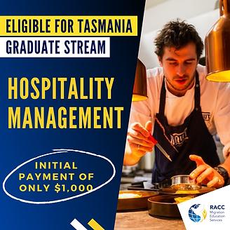 Tasmania STate Sponsor