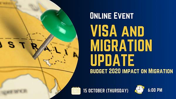 visa and migration update event