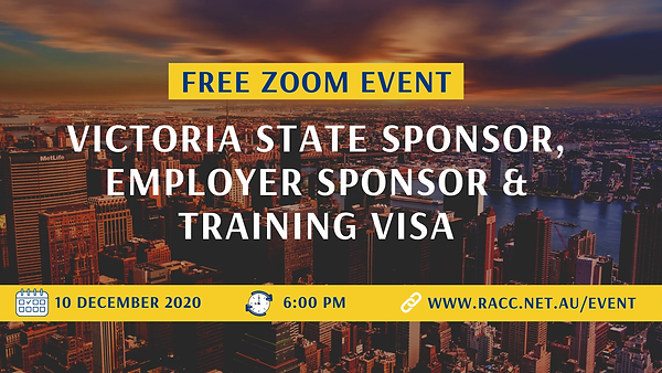 Victoria State Sponsor
