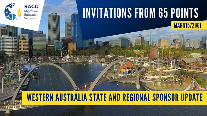 Western Australia Invitation Round