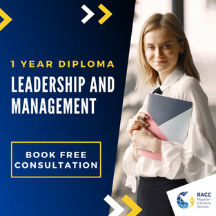 Diploma of Leadership and Management