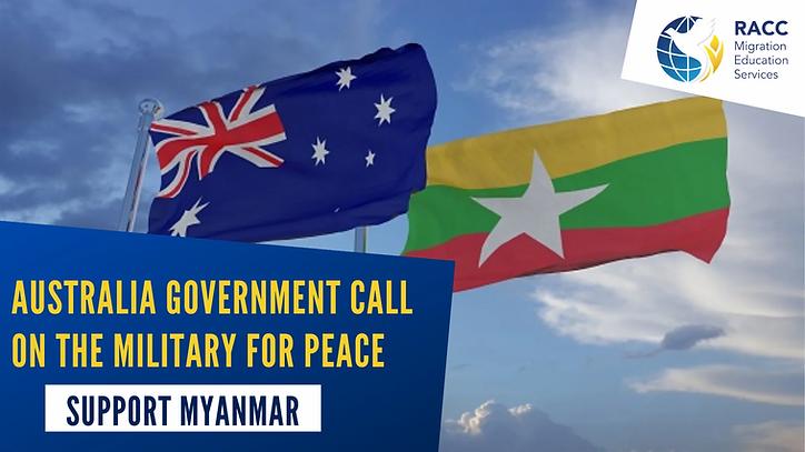 Australia Myanmmar International Student