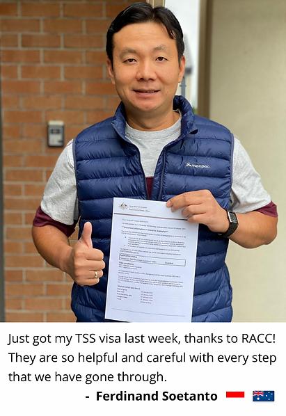 TSS_Employer sponsor Visa