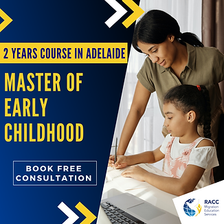 Master of Early Childhood
