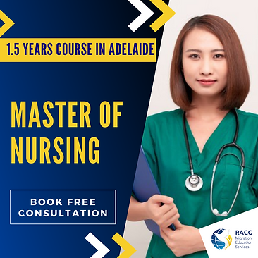 Master of Nursing - South Australia