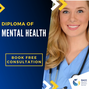 Diploma of Mental Health