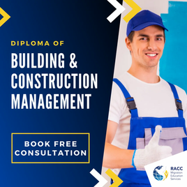 Diploma of Building & Construction Management