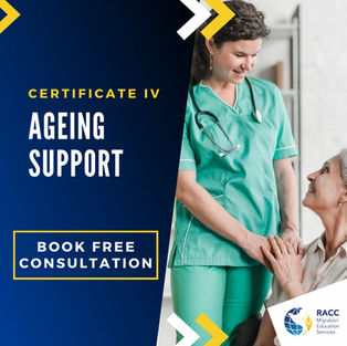 Certificate IV in Ageing Support