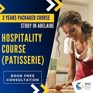 Hospitality Patisserie-SA