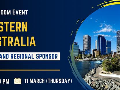 Western Australia State and Regional Sponsor