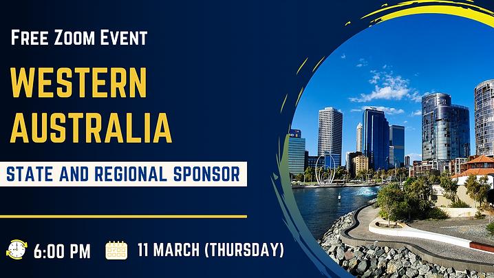 Western Australia State Sponsor
