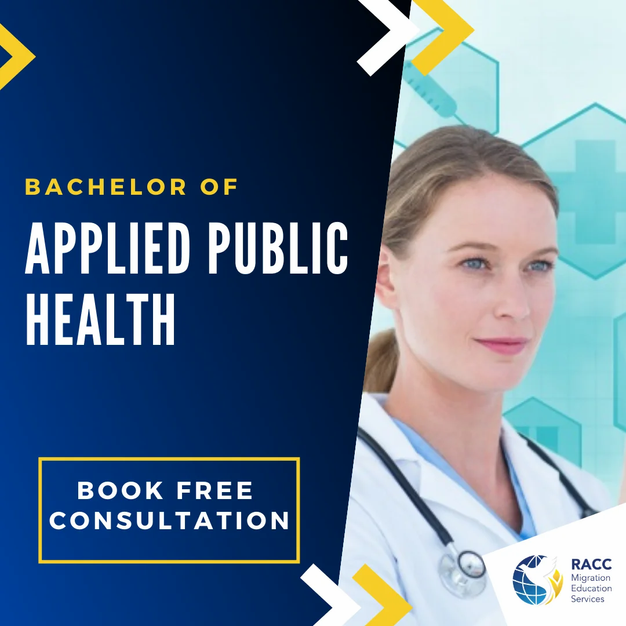 Bachelor of Applied Public Health