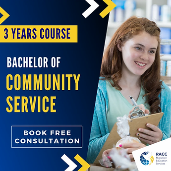 Bachelor of Community Services