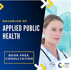 Bachelor of Applied Health