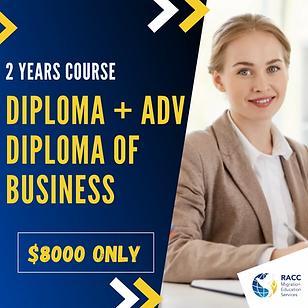Diploma + Advance Diploma Business