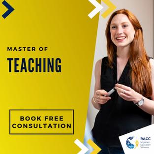 Master of Teaching